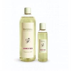 Mr&Mrs Fragrance Jasmine Of Ibiza Рефилл 200 ml. Made in Italy. - фото 5142
