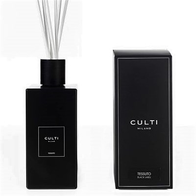 Culti Tessuto BLACK LABEL decor диффузор 2700 ml