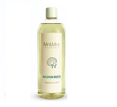 Mr&Mrs Fragrance Maldivian Breeze рефилл 1000 ml - фото 6381